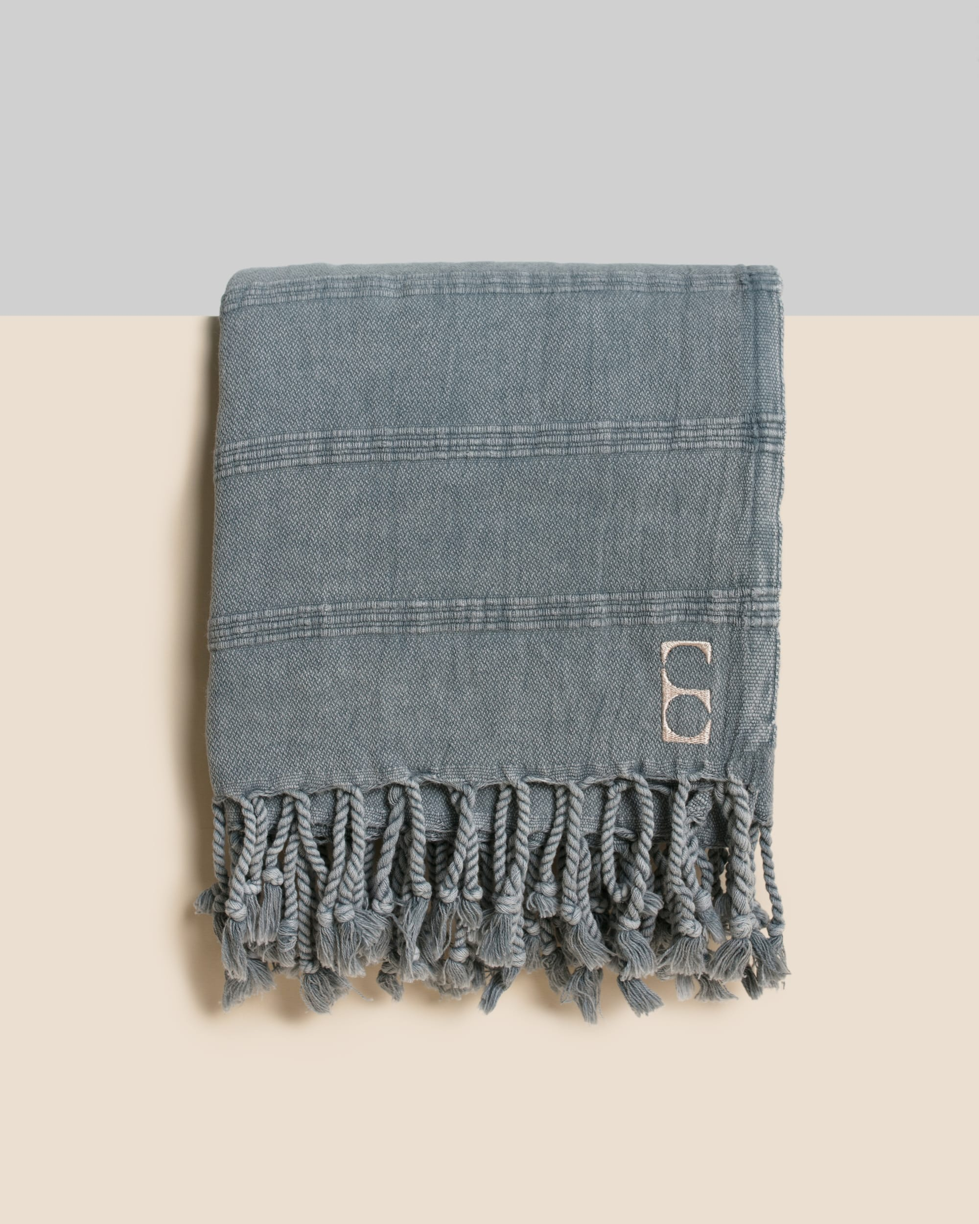 Eau Club Gigi Towel - Denim