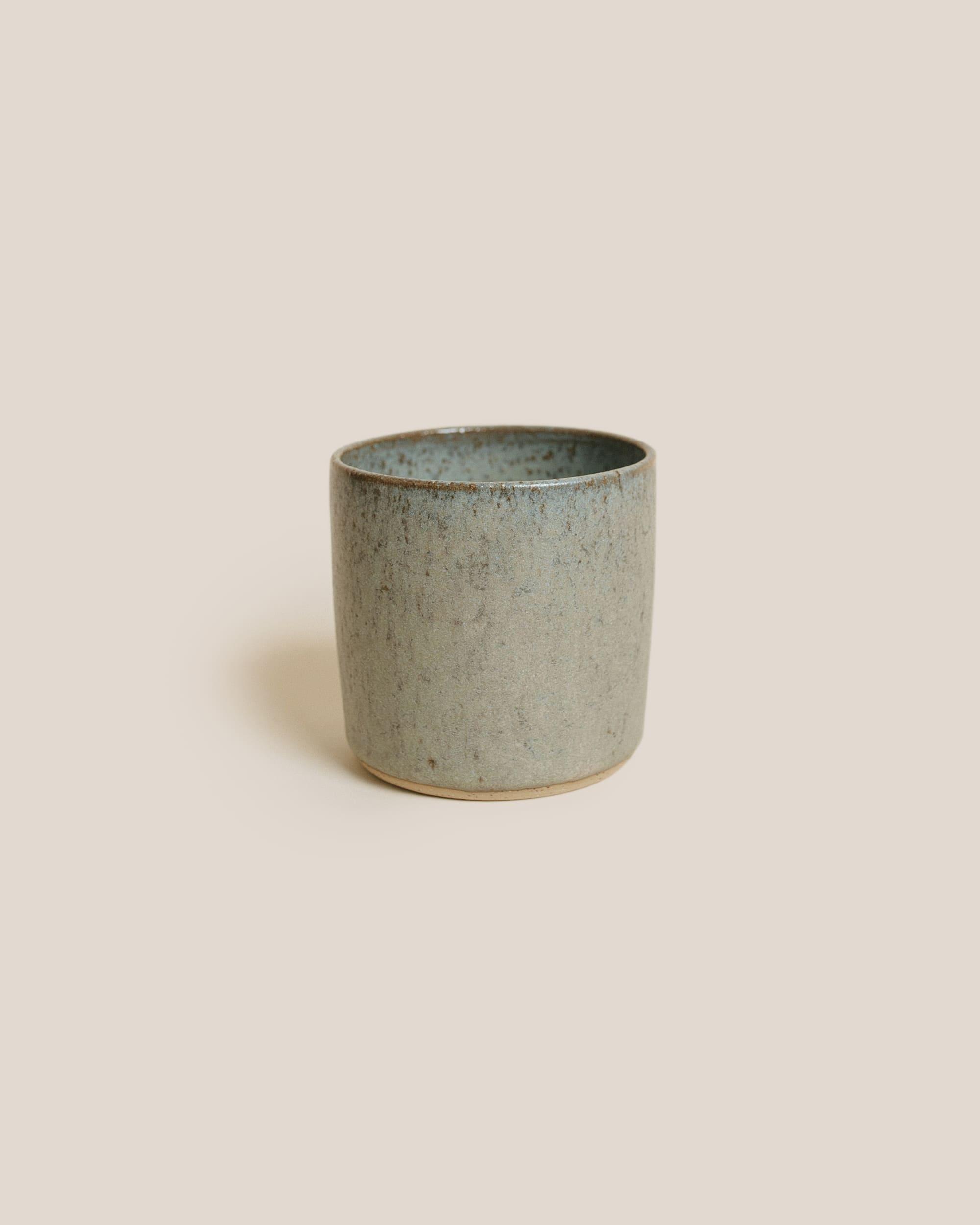 Gingko Ceramics Eucalyptus Glazed Tumbler